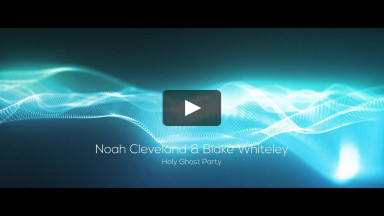 HOLY GHOST PARTY BY NOAH CLEVELAND & BLAKE WHITELEY at cconlinechurch.com Christian Music Videos