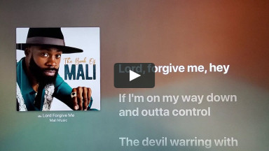 LORD FORGIVE ME BY MALI MUSIC at cconlinechurch.com Lyric Karaoke Videos