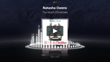 TOO MUCH CHRISTMAS by NATASHA OWENS at cconlinechurch.com Christian Music Videos