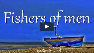 Fishers Of Men Follow Jesus (Acappella Christian Gospel Music Spiritual Singing Scriptures Praise Hymn)
