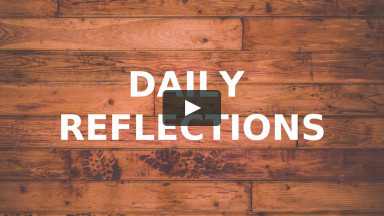 Daily Reflection - Jars of Clay