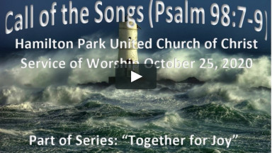 Call of the Songs: Psalm 98:7-9 (Reformation Sunday)