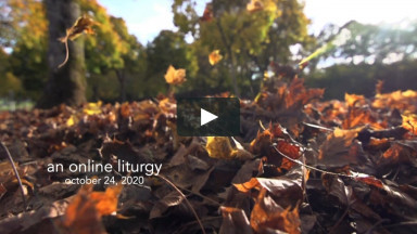 20201024 - Online Liturgy