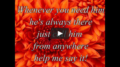 WHISPER SONG FROM OF 4 NEW DAY PRAISE AND WORSHIP SERIES SONGS