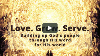 GSLC Worship Service November 1, 2020