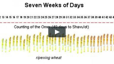 Shavuot 7th Sabbath 49th Yom Pt14