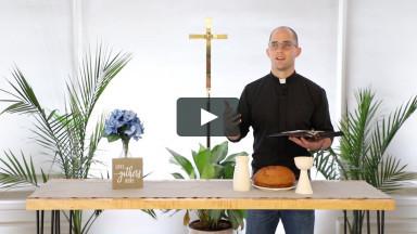 WORSHIP// November 1, 2020 - All Saints Day