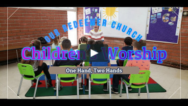 ORC Children's Worship 11-8-2020