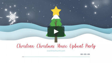 Christian Holiday Songs Christmas Music Upbeat Party | Best Top Faith Religious Christmas Songs