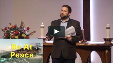 November 25, 2020 - 7:00 PM - Risen Savior Lutheran Church - Wichita, KS - Thanksgiving Eve (Recorded live)