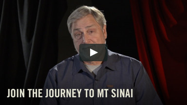 Join the Journey to Mt Sinai