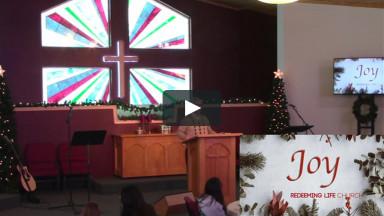 Redeeming Life Church - Live Stream, 12/13/2020