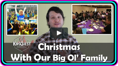 KidsQuest Online - Christmas Hope and Worship - December 24-27, 2020