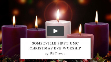 SFUMC Sunday Worship - First Week after Christmas