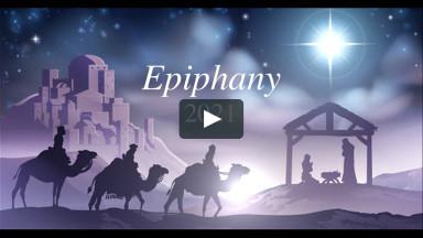 "January 3, 2021 ""Epiphany: Power and Light"" Service-Sermon"