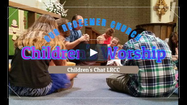 Children's Worship January 10, 2021