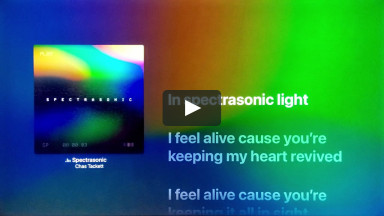 Spectrasonic - Chas Tackett - From the Album Spectrasonic | cconlinechurch.com