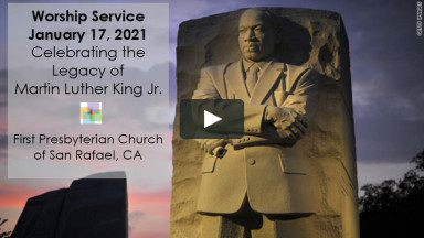 January 17, 2021 Worship Service and Sermon