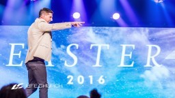 "Easter 2016: ""Consider Jesus"" with Craig Groeschel - Life.Church"