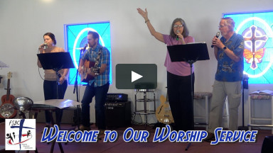 Voice of the Good Shepherd Worship Service From Sunday, January 17, 2021