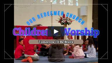Children's Worship February 7, 2021