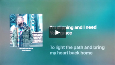 Heart Back Home - Albert Keever - From the Album Heart Back Home | cconlinechurch.com