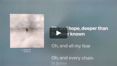 Heavenly - Pat Barrett - From the Album Act Justly, Love Mercy, Walk Humbly | cconlinechurch.com