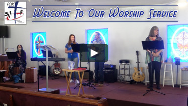 Behold the Man Worship Service From Sunday, March 21, 2021