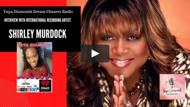 Interview with international recording artist Shirley Murdock