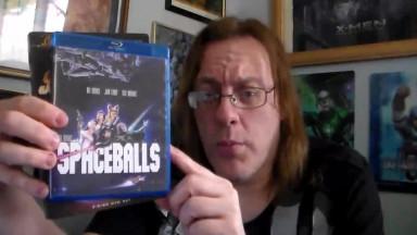 Silver Screen Spotlight #5 (Spaceballs Blu-ray)