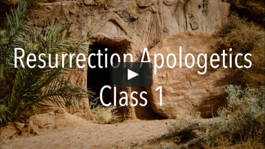 Resurrection Apologetics Class 1: Simon Dinning.mov