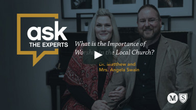 Ask the Experts: How Should Worship Leaders Choose Songs For The Church? Matthew & Angela Swain