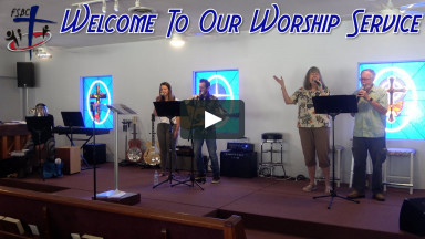Open Our Eyes, Lord! Worship Service From Sunday, April 11, 2021