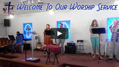 Have You Caught Any Fish? Worship Service From Sunday, April 18, 2021