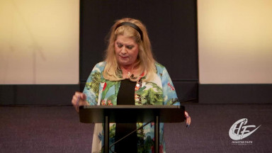 Repentance Fuels the Fire | Joni Stevenson | Houston Faith Church