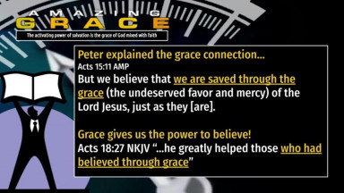 Randy Bell | Amazing Grace Episode 2  The Powerful Amazing Grace of Salvation