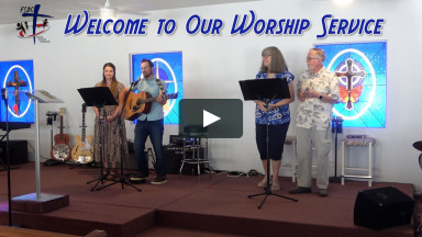 The Forgotten Covenant Worship Service From Sunday, May 16, 2021