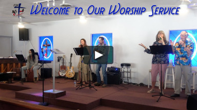 The Battle of Ideas Worship Service From Sunday, May 23, 2021