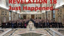 Prophecy Fulfillment - REVELATION 18 IS HAPPENING!