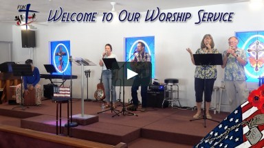 Remember Worship Service From Sunday, May 30, 2021