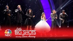 "Little Big Shots - 11-year-old Kaylee Slays ""Hallelujah"" with Pentatonix (Episode Highlight)"