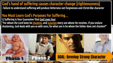 Randy Bell | 7 STEPS Episode 9: Learn God's Purposes For Suffering Part 1 (audio/video)