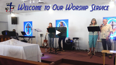 What One Person Can Do Worship Service From Sunday, June 13, 2021