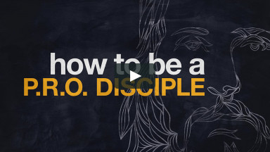 6.13.21 | How to be a P.R.O. Disciple