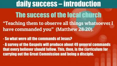Randy Bell | Commands Of Christ 1:  Repent! Matthew 4 17