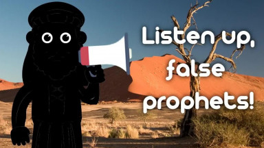 Stop Listening to the YouTube False Prophets!!
