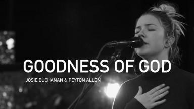 Goodness of God - Josie Buchanan & Peyton Allen | Bethel Music | Acoustic