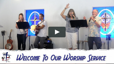 King of the World Worship Service From Sunday, June 27, 2021