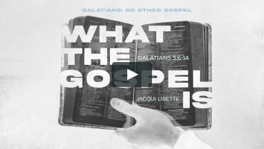 What the Gospel Is II Contemporary Worship II June 27, 2021