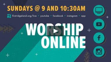 Worship Online 10:30a